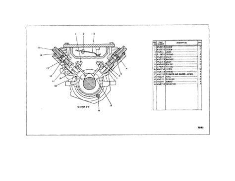 3208 cat engine parts diagram cat 3208 injection parts
