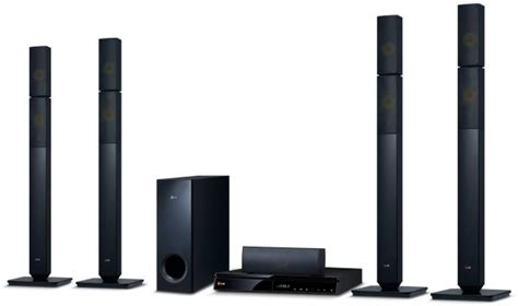 Home Theater Lg 1 Jutaan lg 5 1 channel home theater 1200w black dh7530tw price review and buy in saudi arabia