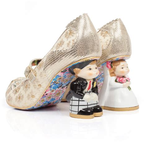 Unique Wedding Shoes For by Something Special Unique Bridal Shoes Easy Weddings Uk