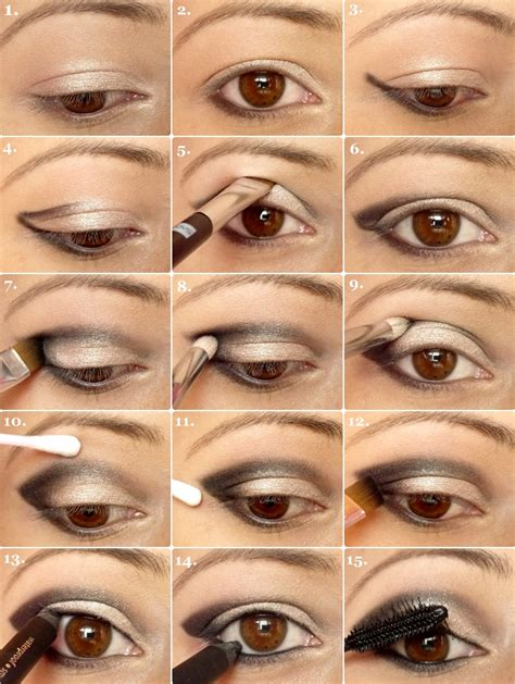 www tutorial 15 attractive smokey eye makeup tutorials always in