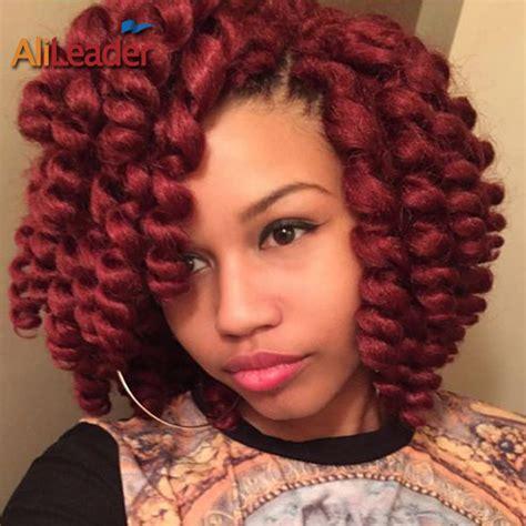 where to buy jamaican bounce crochet hair aliexpress com buy best quality jumpy wand curl braids