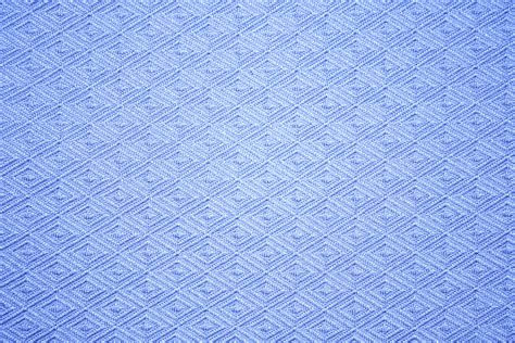 pattern blue sky blue sky blue knit fabric with diamond pattern texture picture