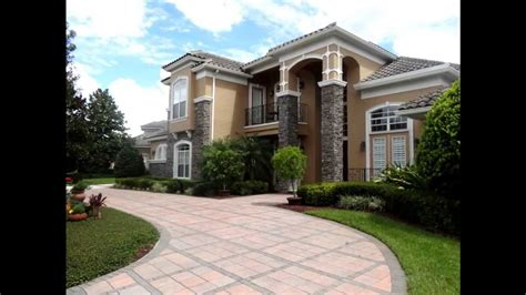 homes mansions mansion for sale in orlando fl for 4750000 florida mansion for sale turtle creek in dr phillips