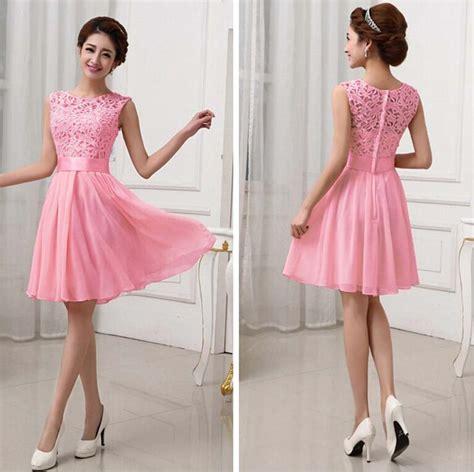Dress Yasa Pink Dres Fashion Terbaru dress cantik model terbaru warna pink 2015 jual model