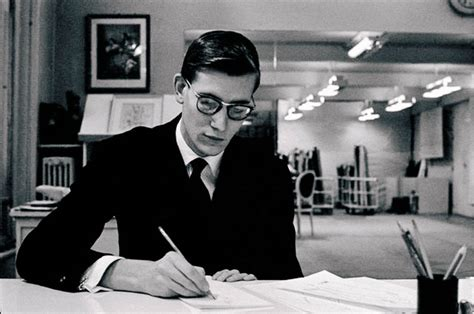 biography yves saint laurent yves saint laurent at 80 an appreciation the industry
