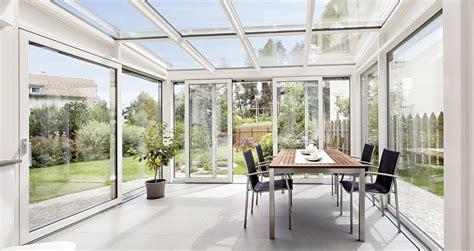 finstral verande finstral verande balconi a vetro e vetrate per tetto