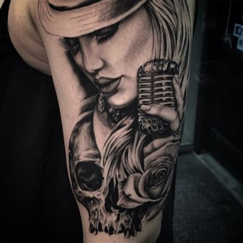 flatline tattoo flatline design