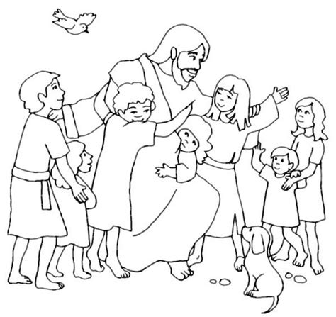 Jesus Loves Me Coloring Book Jesus Me Coloring Page