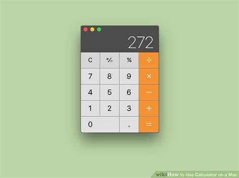 calculator on mac 7 ways to use calculator on a mac wikihow