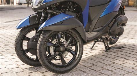 tricity   dati tecnici  prezzi scooter yamaha