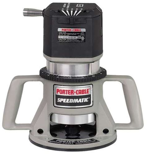 Porter Cable Combo Router With Table