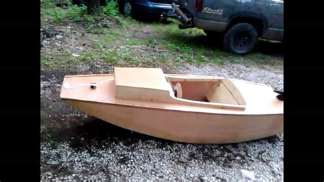 wooden boat r design wood boat project quot serenity quot youtube