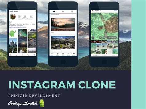 instagram layout github github mitchtabian android instagram clone develop your