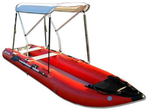 boat bimini top accessories bimini top sun shade canopy for kayak kaboat canoe boat ebay