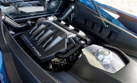 Ford Gt Engine 2017 by 2017 Ford Gt Supercar Ride Review Car And Driver
