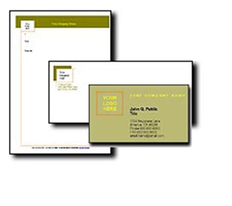 xerox templates business cards corporate identity templates in color themes in adobe acrobat