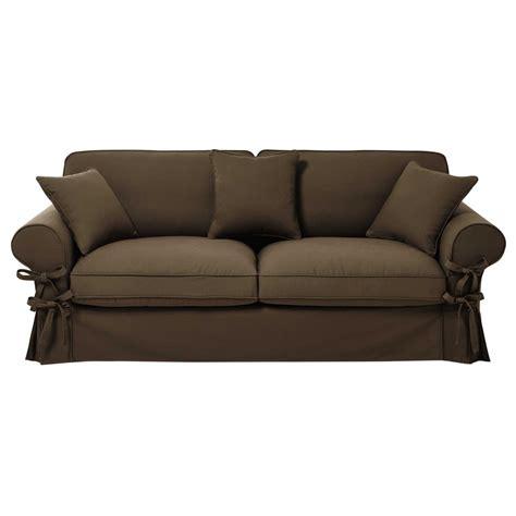 divano materasso maison du monde divano trasformabile color talpa in cotone 3 4 posti