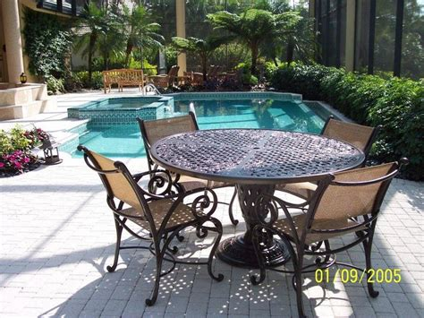 patio furniture refinishing