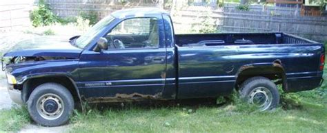 how cars run 1994 dodge ram 2500 security system find used 1994 dodge ram 2500 for parts running engine transmission bent frame in jackson