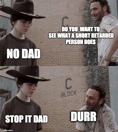 Carl And Rick Meme - rick and carl memes imgflip