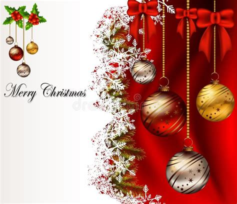 beauty christmas card background stock images image