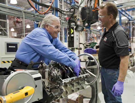rick hendrick builds   corvette engine autoguidecom news