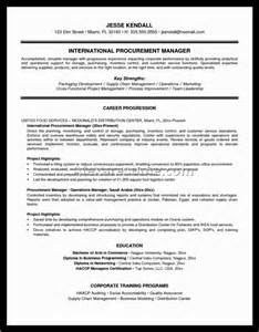 resume cover letter for procurement specialist - Procurement Specialist Cover Letter
