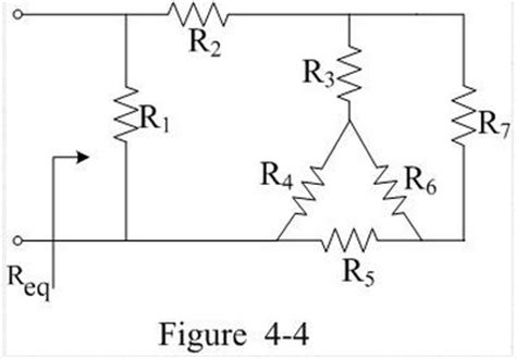 resistors r1 r2 r3 and r4 are arranged in a circuit as shown in the figure above let r1 9 ohms r2 8 ohms r3 8 ohms r4 12 ohms chegg