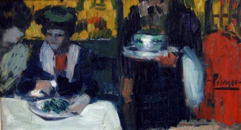 picasso paintings cafe cafe a frye in