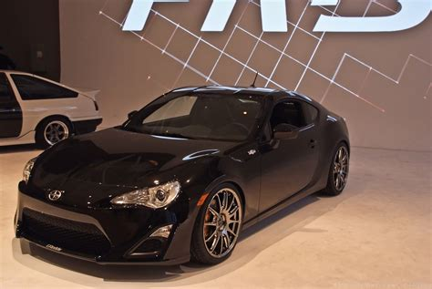 frs toyota black scion frs preview by club4ag