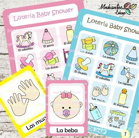 loteria baby shower para imprimir gratis loteria 100 tablas baby shower o despedida de soltera
