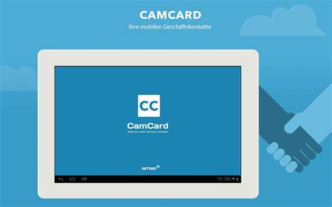 Visitenkarten Scanner App by Camcard Bcr Western Android Apps Auf Play