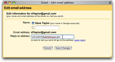 How To Search For An Email Address In Gmail How Do I Change My Return Address In Gmail Ask Dave