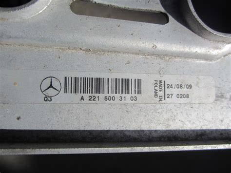 mercedes benz radiator   auto parts mercedes benz  parts bmw  parts
