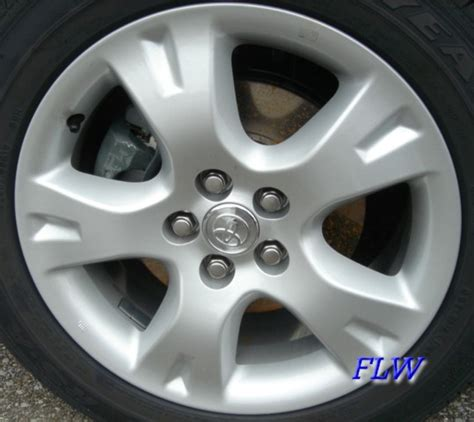 Tire Size 2004 Toyota Corolla 2004 Toyota Corolla Oem Factory Wheels And Rims