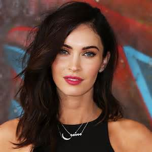 megan s hair 2015 megan fox straight hairstyle hairstyles for women