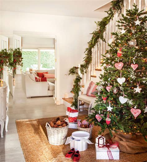 lugares donde poner el 225 rbol de navidad en casa