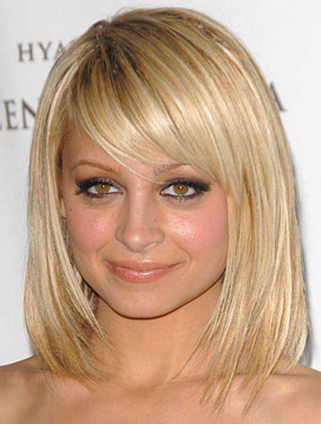 coiffure blond trs clair mi carr tendance cheveux coupe de cheveux mi court femme 2014