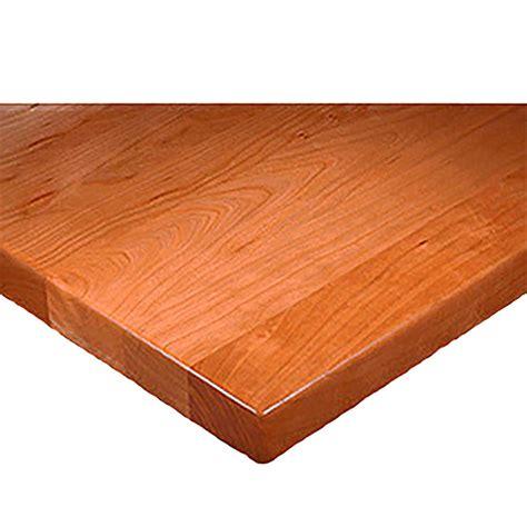 60 inch wood table tops table top rectangular 30 quot x 60 quot 1 3 4 quot
