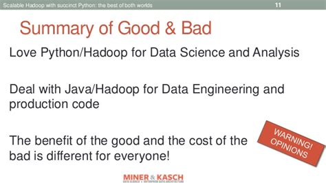 pandas for everyone python data analysis wesley data analytics series books scalable hadoop with succinct python the best of both worlds
