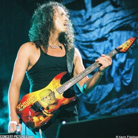 kirk hammett orange guitar lets look at our guitars thread page 32 music