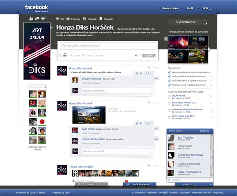 Facebook Layout Update | fantastic facebook layout concepts maca is rambling
