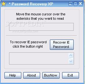 reset password windows xp portable asterisk password recovery xp portable download