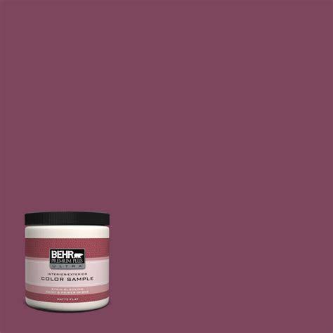 behr paint colors magenta behr premium plus ultra 8 oz t17 14 artful magenta flat