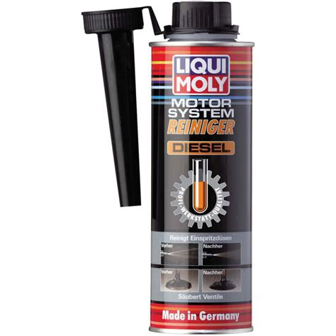Liqui Moly Engine Detox Treatment Review by Liqui Moly 5128 Diesel Engine System Cleaner 300ml Rapid