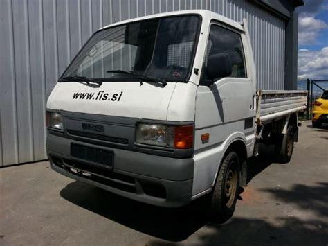 mazda e2200 truck mazda e2200 stake box truck from slovenia for sale at