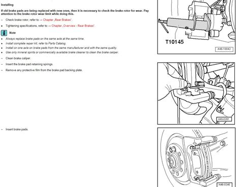 Audi Brake Rotors by Audi Q5 Rear Brake Pad And Rotor Replace Audiworld Forums