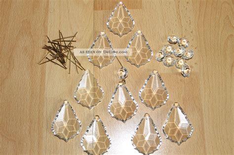 venezianische kronleuchter 30 gro 223 e venezianische jugendstil pendeln blei kristalle