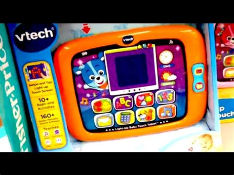 vtech light up baby touch tablet vtech light up baby touch tablet educational
