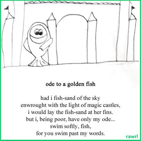 doodlebug poem doodle poetry fishofgold fish of gold